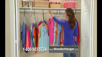 Wonder Hanger Max TV Spot, 'The Ultimate Organizer'