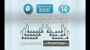 Wonder Hanger Max TV Spot, 'The Ultimate Organizer' - Thumbnail 7