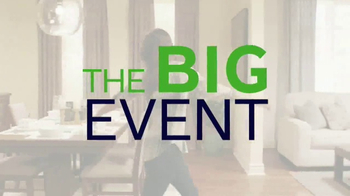 Ashley HomeStore The Big Event TV Spot, 'Hurry In' - Thumbnail 1