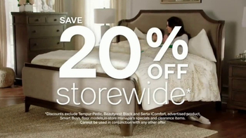 Ashley HomeStore The Big Event TV Spot, 'Hurry In' - Thumbnail 2