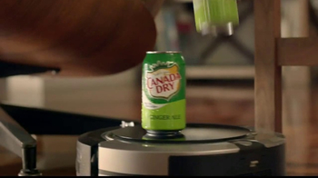 Canada Dry TV Spot, 'Robot Service' Song by Wiz Khalifa - Thumbnail 5