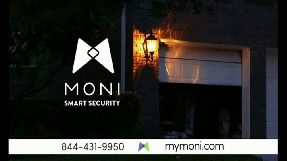 MONI Smart Security TV Commercial, 'Customized Safety'