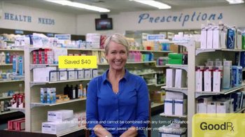 GoodRx TV Spot, 'Easy Way to Save on Prescriptions' - Thumbnail 7