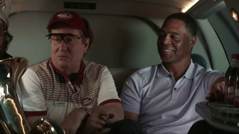 Dr Pepper TV Spot, 'College Football: A Lift' Ft Marcus Allen, Jesse Palmer - 1 commercial airings