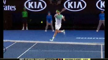 Rolex TV Spot, 'Australian Open 2017: Roger Federer Is the One to Watch' - Thumbnail 2