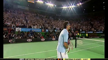 Rolex TV Spot, 'Australian Open 2017: Roger Federer Is the One to Watch' - Thumbnail 5
