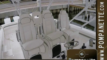 Pompanette TV Spot, 'Luxury Seating for Boaters' - Thumbnail 4