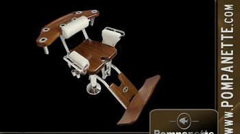 Pompanette TV Spot, 'Luxury Seating for Boaters' - Thumbnail 5