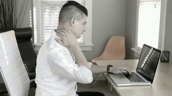 Flex Desk TV Spot, 'Sitting All Day' - Thumbnail 1