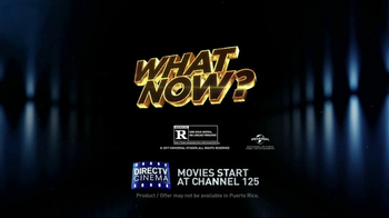 DIRECTV Cinema TV Spot, 'Kevin Hart: What Now?' - Thumbnail 10