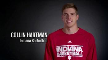 Big Ten Conference TV Spot, 'Student Story: Collin Hartman' - Thumbnail 7