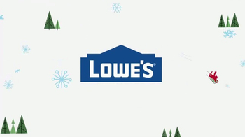 Lowe's Winter Savings Event TV Spot, 'Paints and Tile' - Thumbnail 9