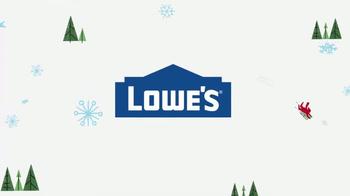 Lowe's Winter Savings Event TV Spot, 'Paints and Tile' - Thumbnail 9