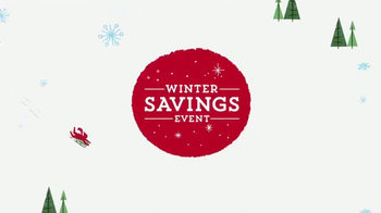 Lowe's Winter Savings Event TV Spot, 'Paints and Tile' - Thumbnail 2