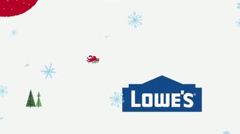 Lowe's Winter Savings Event TV Spot, 'Paints and Tile' - Thumbnail 3