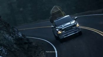 Ram Trucks Start Something New Sales Event TV Spot, 'Outlast: 2016 1500'