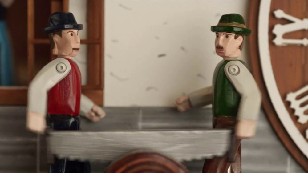 GEICO TV Commercial, 'Cuckoo Clock: Take a Closer Look'