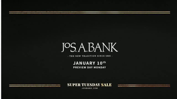 JoS. A. Bank Super Tuesday Sale TV Spot, 'Save Up to 80%' - Thumbnail 9