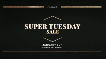 JoS. A. Bank Super Tuesday Sale TV Spot, 'Save Up to 80%' - Thumbnail 2