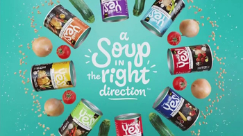 Campbell's Well Yes! Soup TV Spot, 'Ingredients That Make You Smile' - Thumbnail 9