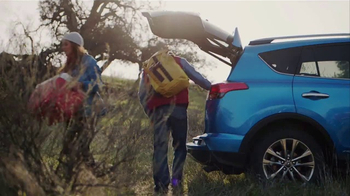 Toyota We Make It Easy Sales Event TV Spot, 'Live Life to the RAVest' [T2] - Thumbnail 3