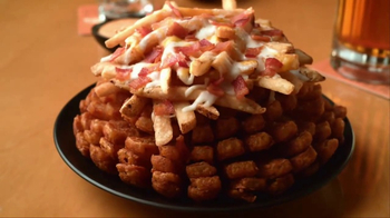 Outback Steakhouse Loaded Bloomin' Onion TV Spot, 'Big and Bold New Year'