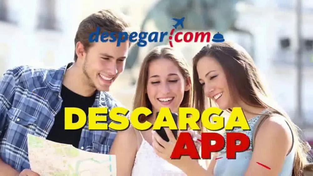 Despegar.com App TV Commercial, 'M??s up'