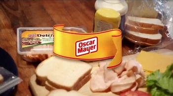 Oscar Mayer DeliFresh Mesquite Smoked Turkey TV Spot, 'For Us All: Bert' - Thumbnail 1