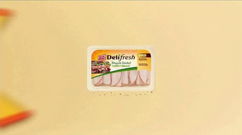 Oscar Mayer DeliFresh Mesquite Smoked Turkey TV Spot, 'For Us All: Bert' - Thumbnail 9