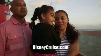 Disney Cruise Line TV Spot, 'Olivia's Story' - 52 commercial airings