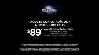 Universal Orlando Resort TV Spot, 'Tenemos que hablar: paquete con estadía desde $89 dólares' [Spanish] - Thumbnail 9