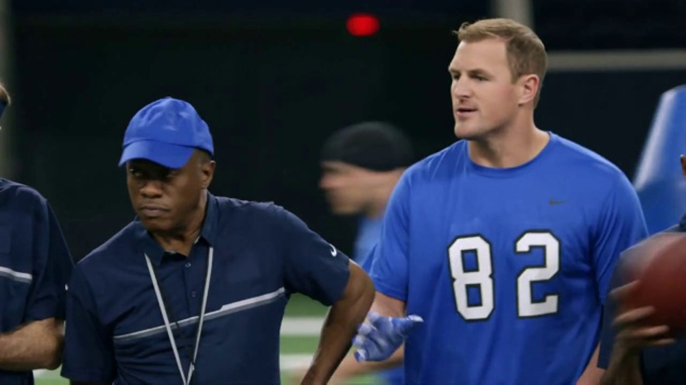 GEICO TV Commercial, 'Tryouts' Featuring Jason Witten