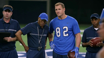 GEICO TV Spot, 'Tryouts' Featuring Jason Witten - Thumbnail 7