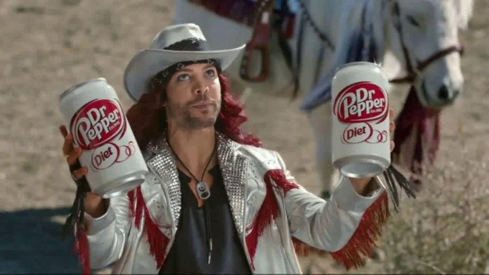 Diet Dr Pepper Tv Commercial Lil Sweet Home On The Range Ft