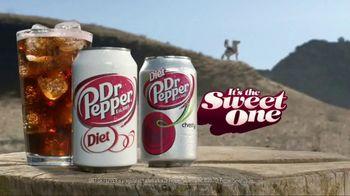 Diet Dr Pepper TV Spot, 'Lil' Sweet: Home on the Range' Ft. Justin Guarini - Thumbnail 9