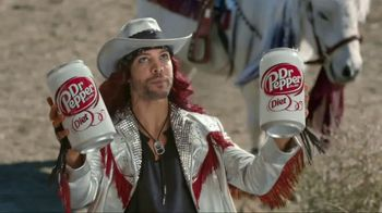 Diet Dr Pepper TV Spot, \'Lil\' Sweet: Home on the Range\' Ft. Justin Guarini