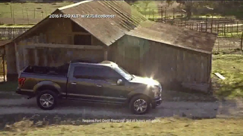 2016 Ford F-150 XLT TV Spot, 'Get Paid to Trade' [T2] - Thumbnail 3