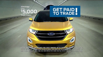 2016 Ford F-150 XLT TV Spot, 'Get Paid to Trade' [T2] - Thumbnail 5
