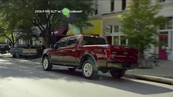 2016 Ford F-150 XLT TV Spot, 'Get Paid to Trade' [T2] - Thumbnail 8