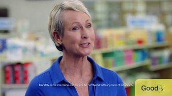 GoodRx TV Spot, 'Testimonials' - 58 commercial airings