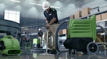 ServPro TV Spot, 'Factory' - Thumbnail 6