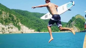 Billabong TV Spot, 'Board Shorts and Surfing' Song by Tomorrows Tulip - Thumbnail 1