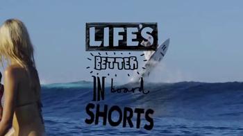 Billabong TV Spot, 'Board Shorts and Surfing' Song by Tomorrows Tulip - Thumbnail 6