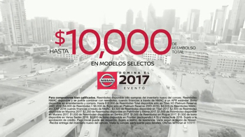 Nissan Domina el 2017 TV Spot, 'Más rápido crecimiento' [Spanish] [T2] - Thumbnail 9