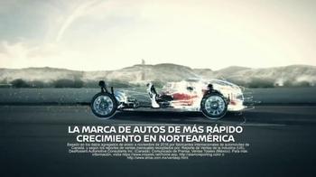 Nissan Domina el 2017 TV Spot, 'Más rápido crecimiento' [Spanish] [T2] - Thumbnail 2