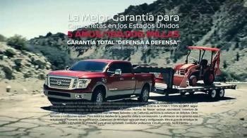 Nissan Domina el 2017 TV Spot, 'Más rápido crecimiento' [Spanish] [T2] - Thumbnail 6