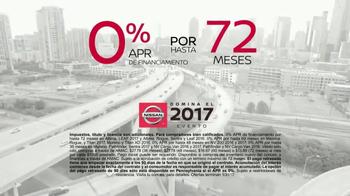 Nissan Domina el 2017 TV Spot, 'Más rápido crecimiento' [Spanish] [T2] - Thumbnail 8