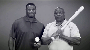 Men Who Speak Up TV Spot, 'Ken Griffey Sr. and Jr.' - 105 commercial airings