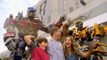Universal Orlando Resort TV Spot, 'One Thing to Say: 4-Night Hotel Package $89' - Thumbnail 4