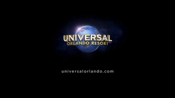 Universal Orlando Resort TV Spot, 'One Thing to Say: 4-Night Hotel Package $89' - Thumbnail 5